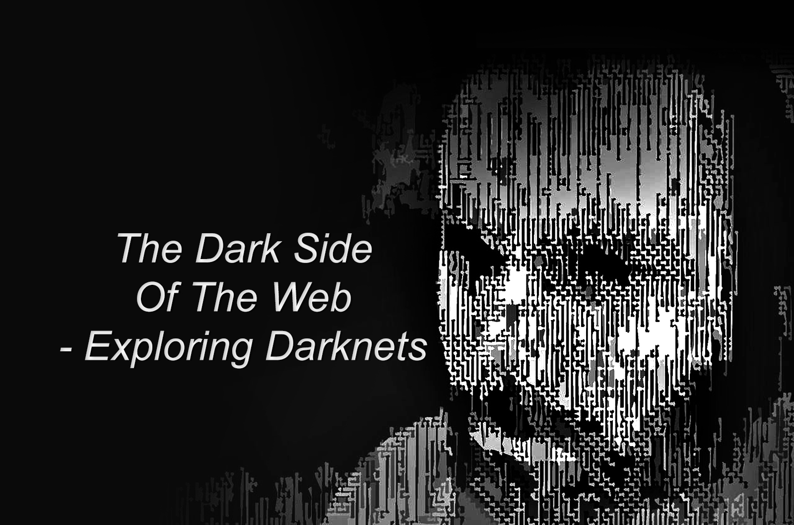 the web s dark side Self-harm sites and cyberbullying: the threat to children from web's dark side.