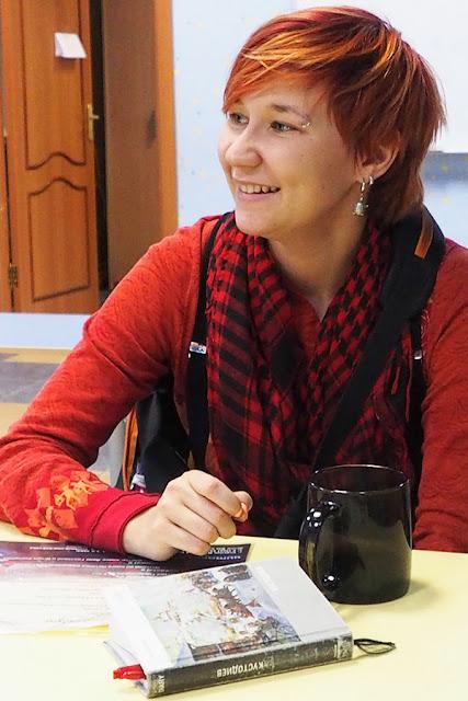 Светлана Гусарова Сергиев Посад