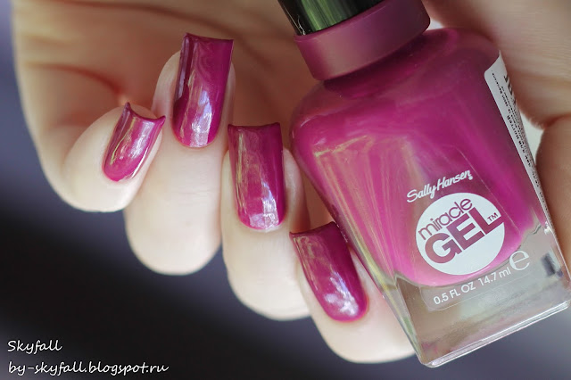 Sally Hansen Cuba Craze Miracle Gel 153 Sorbet Array