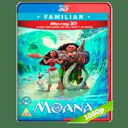 Moana: Un mar de aventuras (2016) 3D Half OU 1080p Audio Dual Latino-Ingles