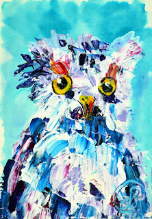 http://www.ebay.com/itm/Coffee-Now-Acrylic-Owl-Painting-Art-Paper-Contemporary-Artist-France-2000-Now-/291843441156?ssPageName=STRK:MESE:IT