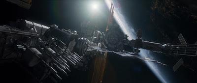 Escenas espaciales espectaculares