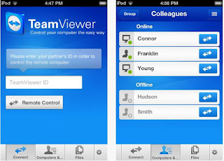 TEAMVIEWER GRATIS PER IPHONE 5 4S 4