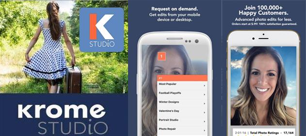Editor Foto Keren dari Krome Studio Plus v1.0.0 APK