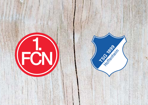 Nurnberg vs Hoffenheim - Highlights 20 October 2018