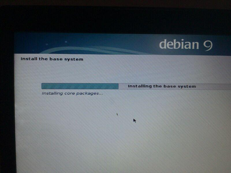 "How To Install Debian 9 ""Stretch"" DVD1 with GNOME Desktop 