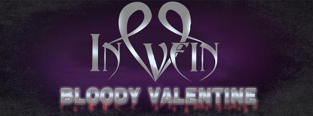 """IN VEIN: Ακούστε το νέο τους κομμάτι """"Bloody Valentine"""""""