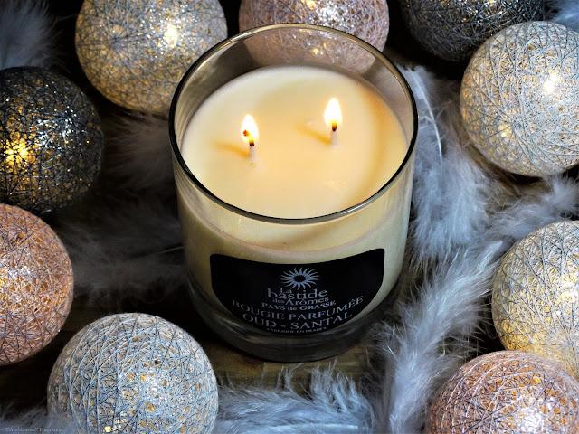 Avis Oud Santal de La Bastide des Aromes - blog bougie - blog parfum