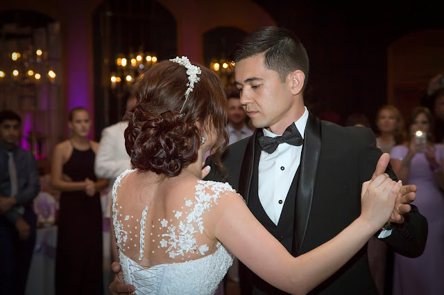 Azamat & Madina First Dance At Hilton Ballroom