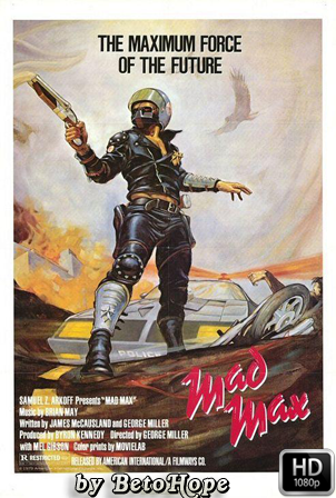 Mad Max: Salvajes de Autopista [1979] [Latino-Ingles] HD 1080P [Google Drive] GloboTV