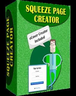 Perisian Bina Responsive Squeeze Page Secara PERCUMA