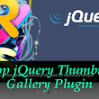 Top 4 jQuery Plugins to Create Thumbnail Gallery