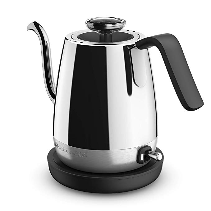 Gooseneck Digital Electric Kettle