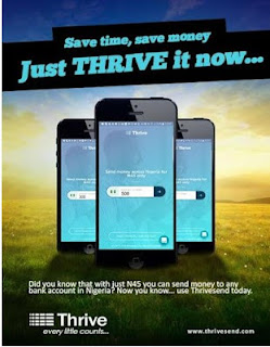 Thrive Cheapest Local Bank Transfer