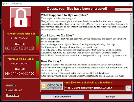 Delete Wannacry ransomware completely from PC