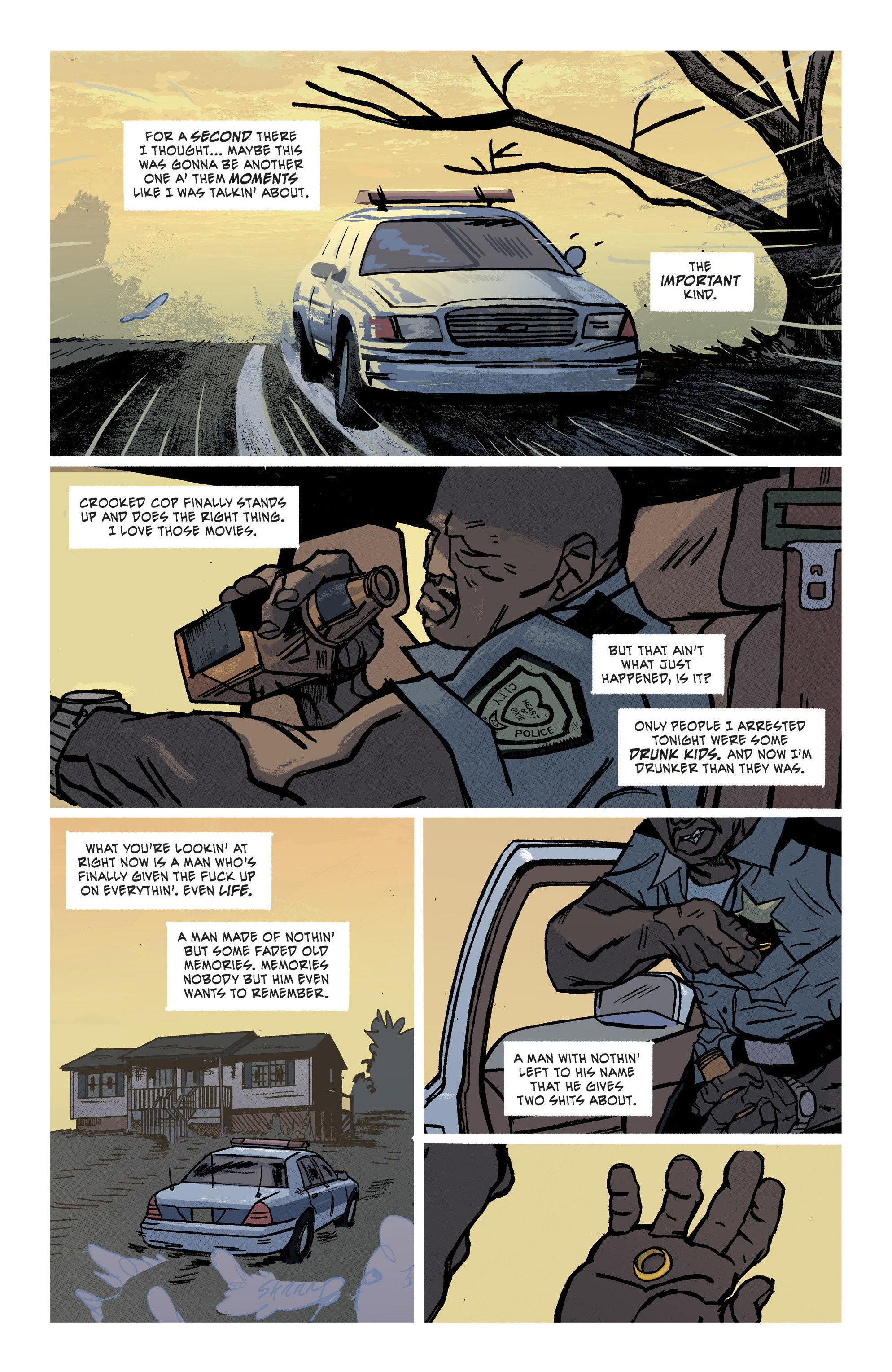 Read online Southern Bastards comic -  Issue #9 - 21