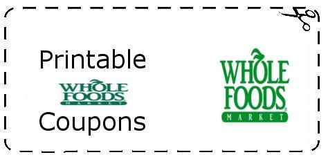 Whole Foods Market Enter Coupon Code