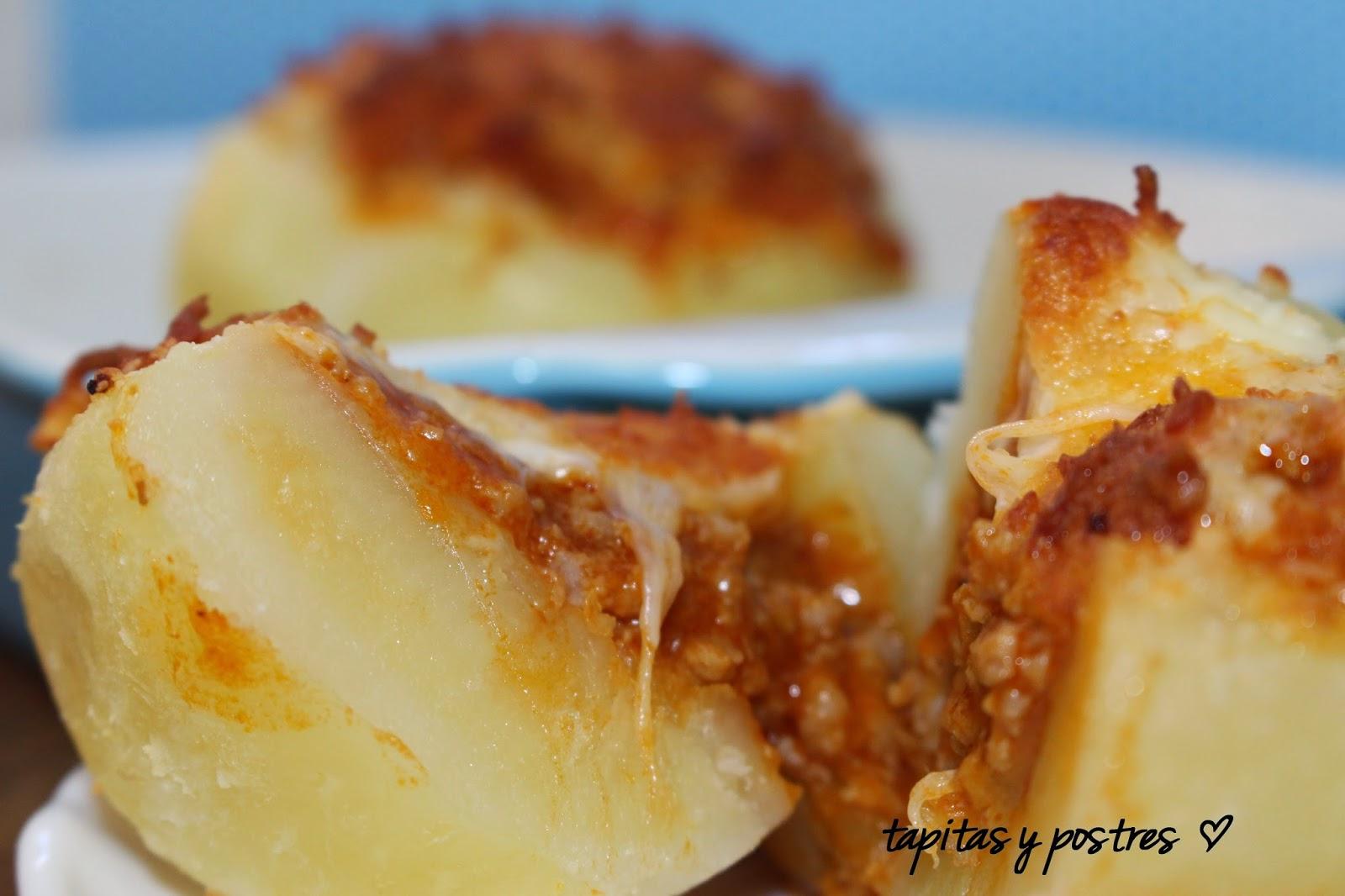 gratinado de patatas