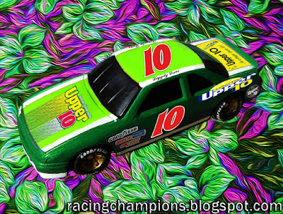 Diggity Dave #10 Upper 10 Oldsmobile Racing Champions 1/64 NASCAR diecast blog soda custom photoshop