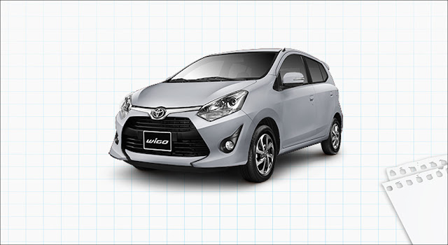 Toyota Wigo 1.2G AT 2019