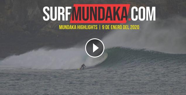 SURFMUNDAKA HIGHLIGHTS 9 DE ENERO DEL 2019