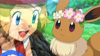 Serena y Eevee