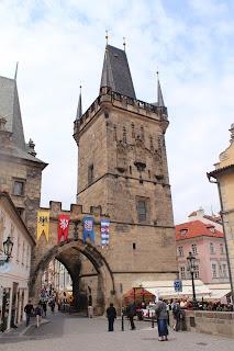 Tower Bridge, Charles Bridge, Lesser Town, Prague