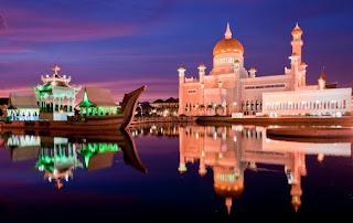 Agama Brunei Darussalam