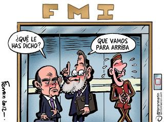 Humor De Guindos-Rajoy