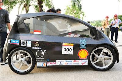 Modifikasi Motor Jadi Mobil Mini Paling Keren
