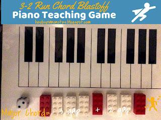 321 Chord Blastoff #pianoteaching #musicgames