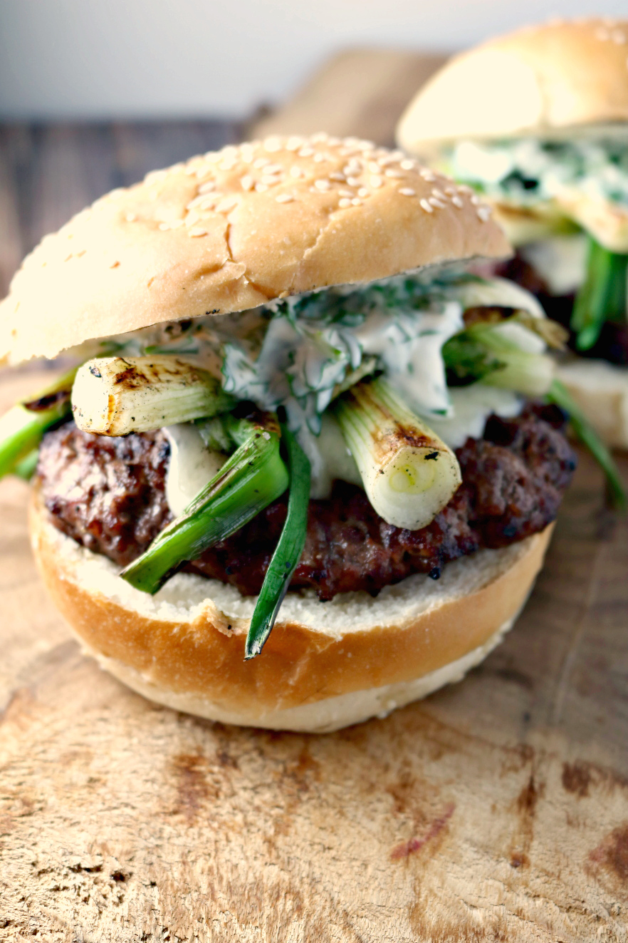 Just in time for Father's Day, here's a delicious collection of the best 10 Mouthwatering Gourmet Burgers you can make for Dad!