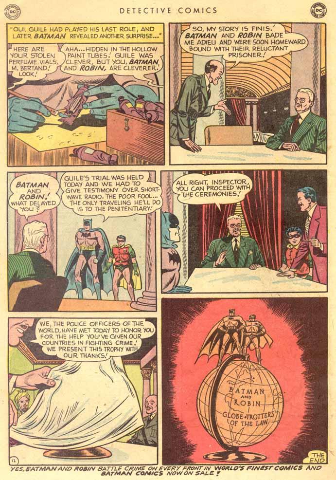 Read online Detective Comics (1937) comic -  Issue #160 - 14