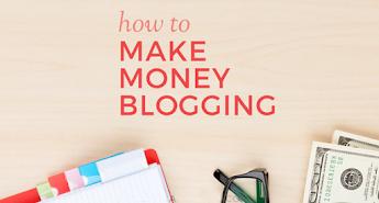 Cara Menghasilkan Uang Dengan Blog