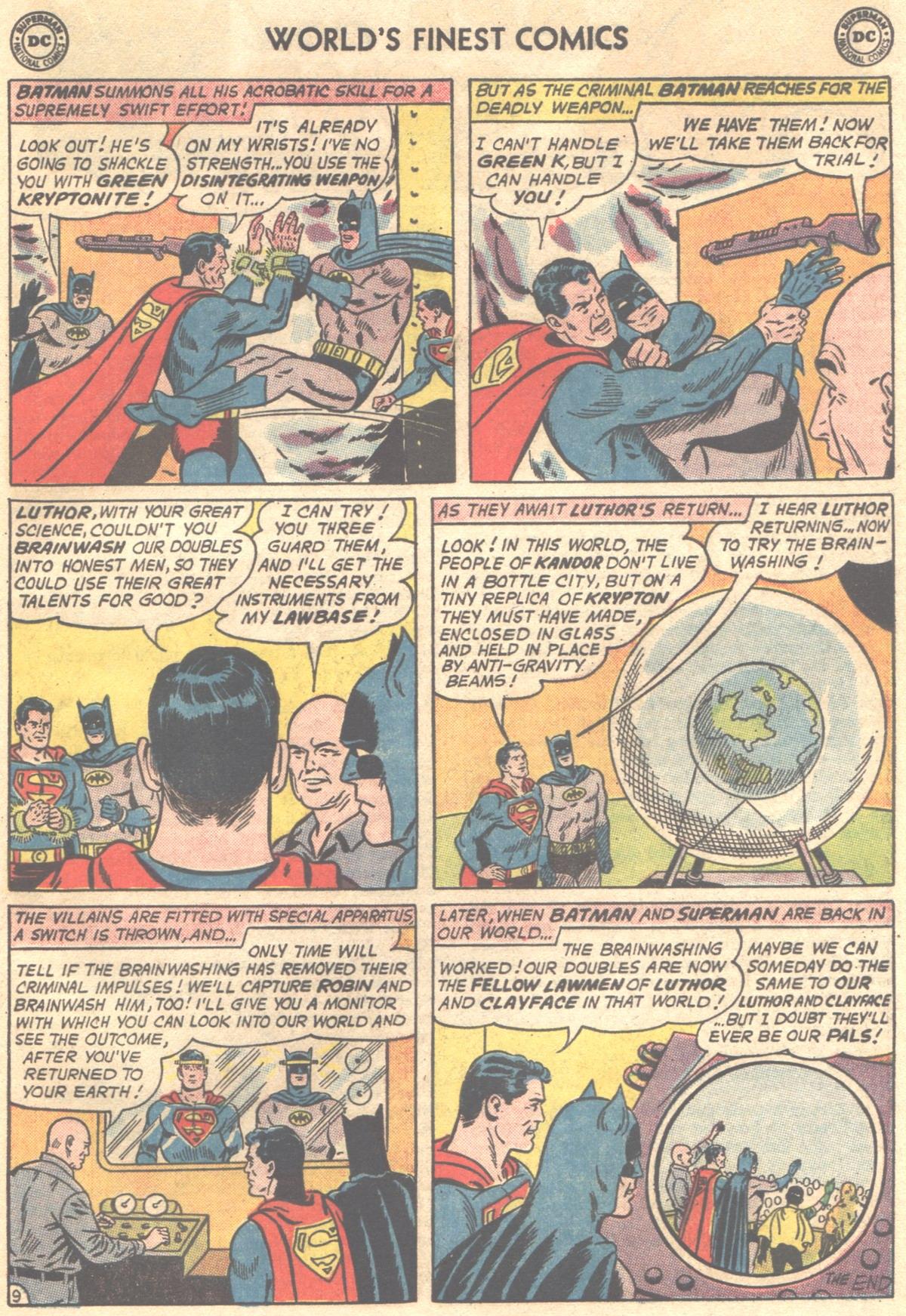 Read online World's Finest Comics comic -  Issue #148 - 21