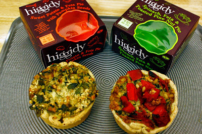 Higgidy Vegetarian Pie Review
