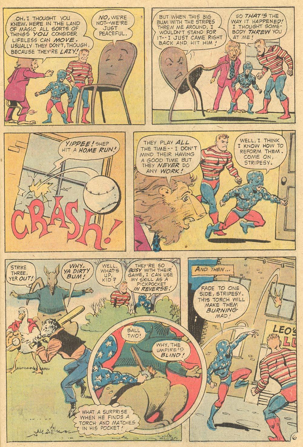 Read online Adventure Comics (1938) comic -  Issue #441 - 30