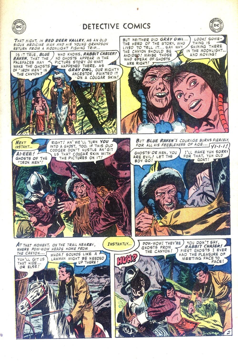 Read online Detective Comics (1937) comic -  Issue #188 - 35