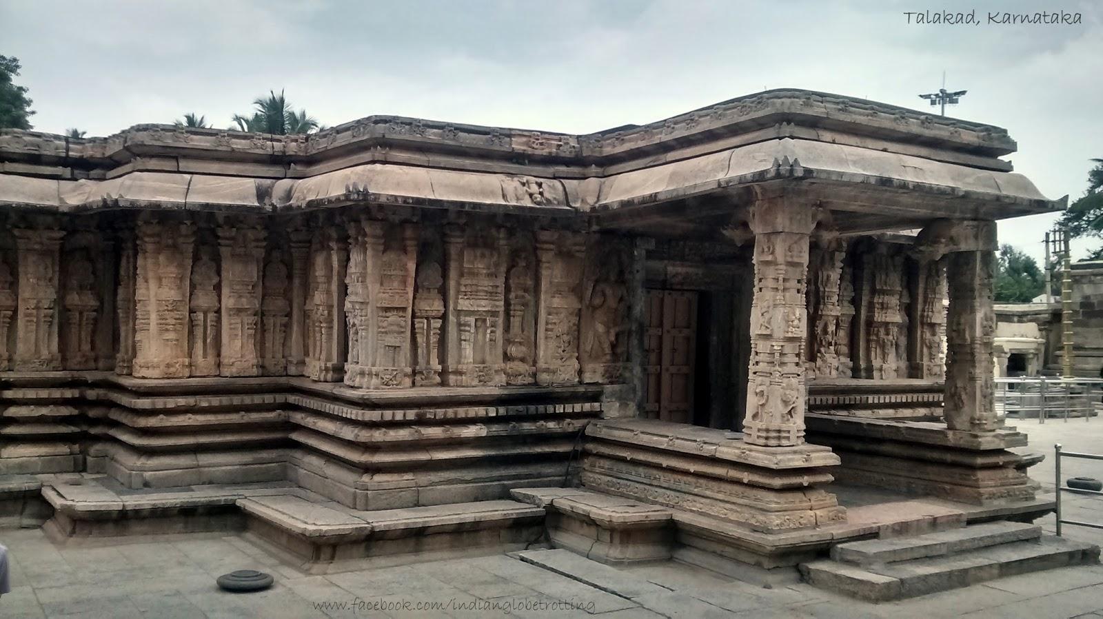 Vaidyanatheshwara Temple in talakad