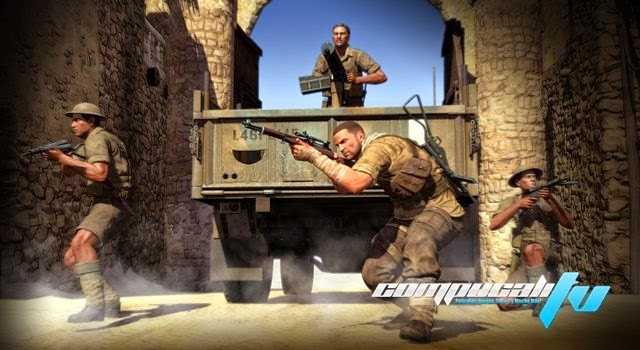 Sniper Elite 3 PC Full Español