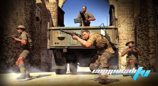 Sniper Elite 3 PC Full Español