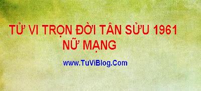 Xem tu vi tron doi Tan Suu 1961