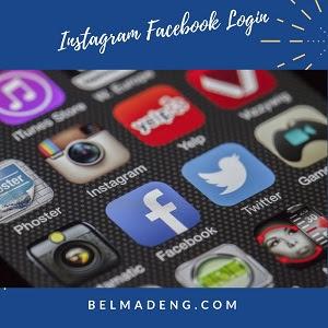 Instagram Facebook Login
