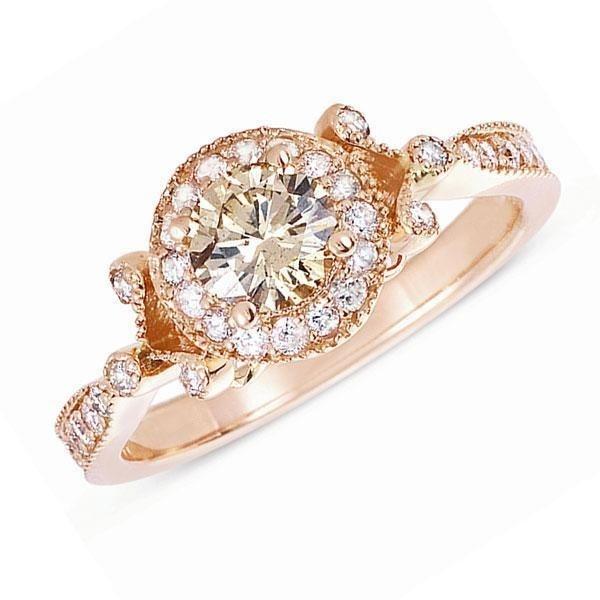 lamb & blonde: Wedding Wednesday: Pink Loves Gold