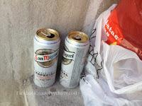pivo piće pauza odmor camino de Santiago Norte Sjeverni put slike psihoputologija