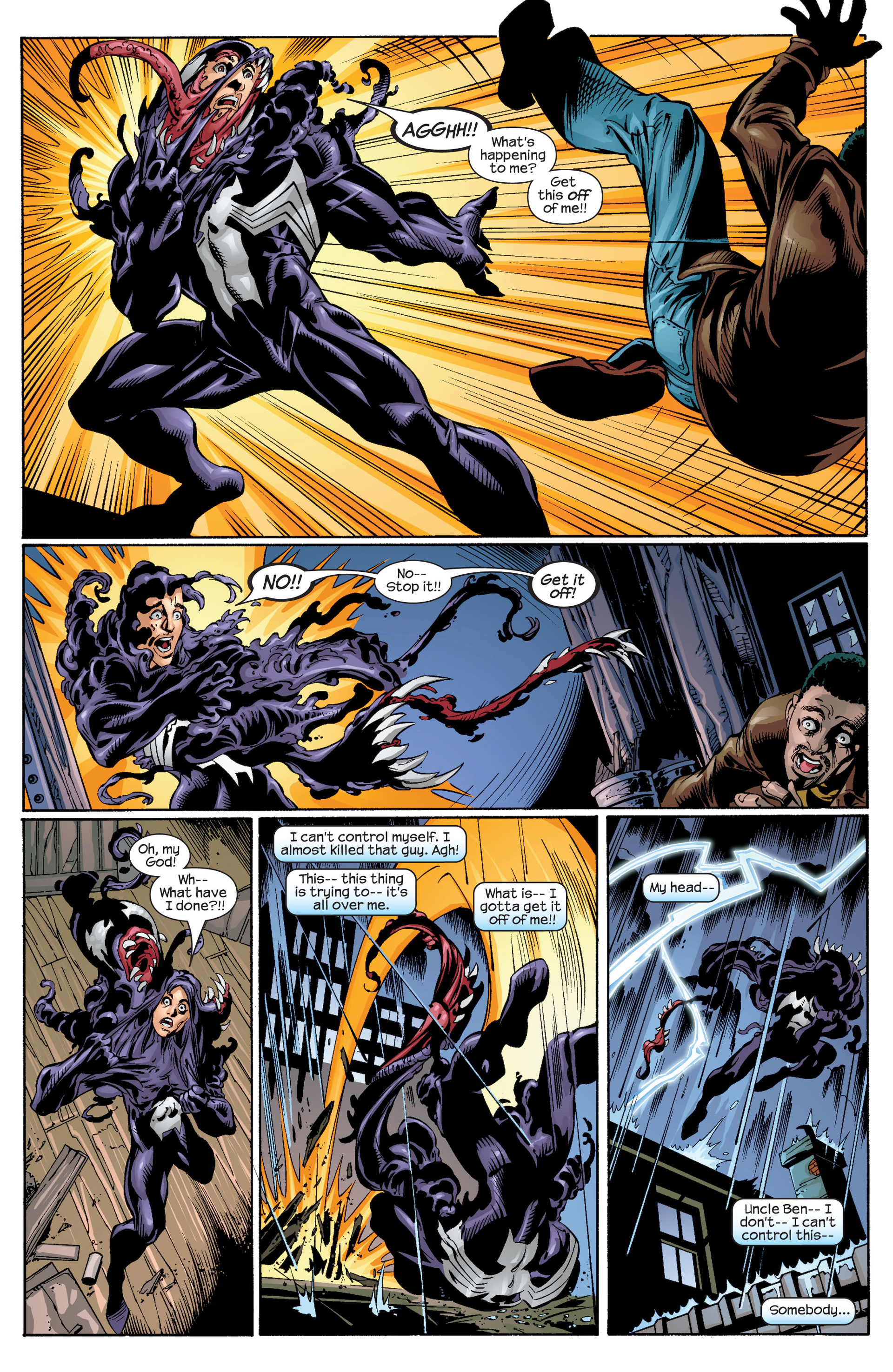 Read online Ultimate Spider-Man (2000) comic -  Issue #35 - 20