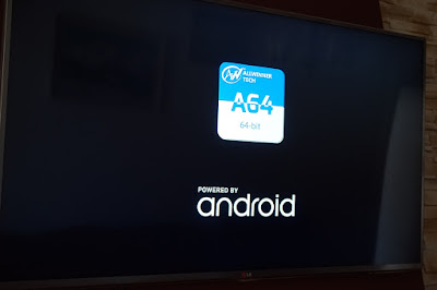 Android na PINE A64