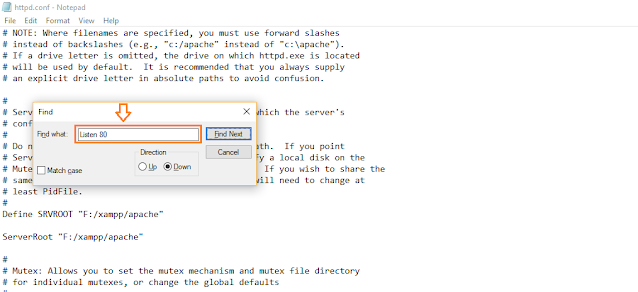 How To Change The XAMPP Server Port In Windows 10 | Apache Server Port 3