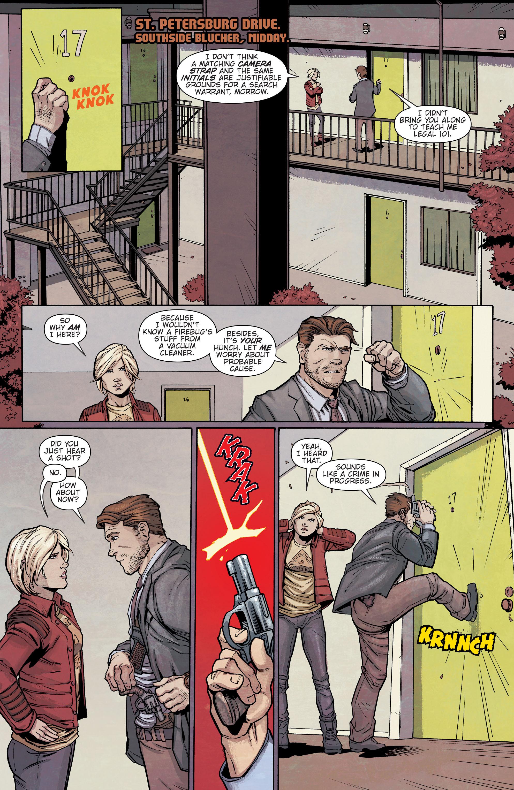 Read online Slash & Burn comic -  Issue #2 - 9
