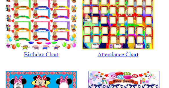 Classroom Officers Design ~ Attendance